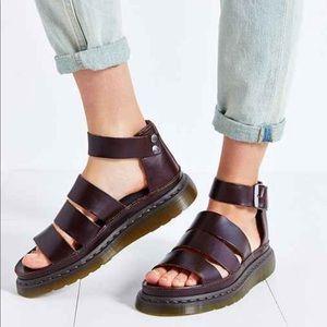 Dr. Martens Clarissa II Platform Vegan Sandals
